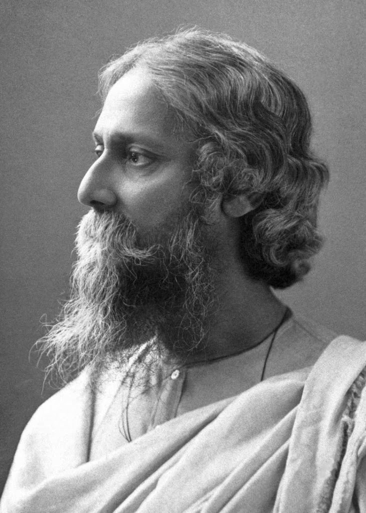 Rabindra Nath Tagore The First Indian Nobel Prize winner in 1913