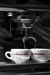 Indian Mobile Congress 2019- Coffee Machine