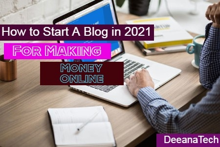 Blog Writing in 2021: Great earning option for college students in 2021 for Making Money