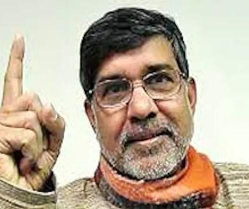 Kailash Satyarthi Nobel Peace Prize Winner