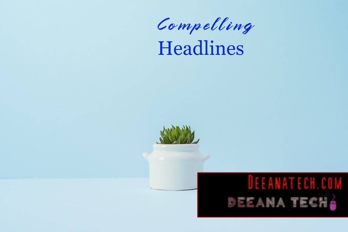 How to Write a Blog Post | Blog Writing Format | Blog Writing Techniques | deeanatech.com |