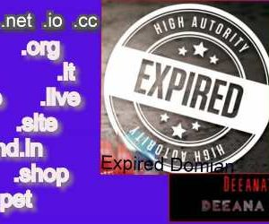 How To Find Powerful Expired Domains, 5 Ways To Find Expired Domains | Guide for find Expired Domains Step By Step- deeanatech.com