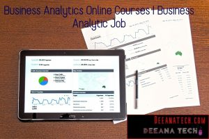 Business Analytics Online Courses, Business Analytic Job, Business Analytics vs Data Science