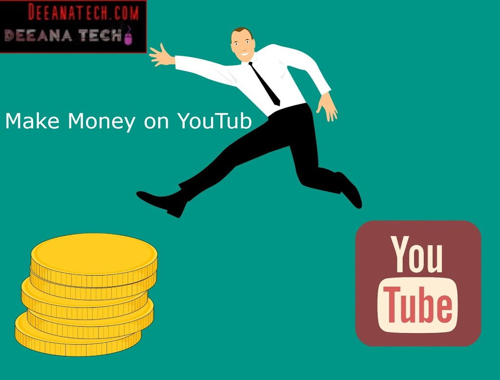 How to Earn Money from YouTube - how to earn money online