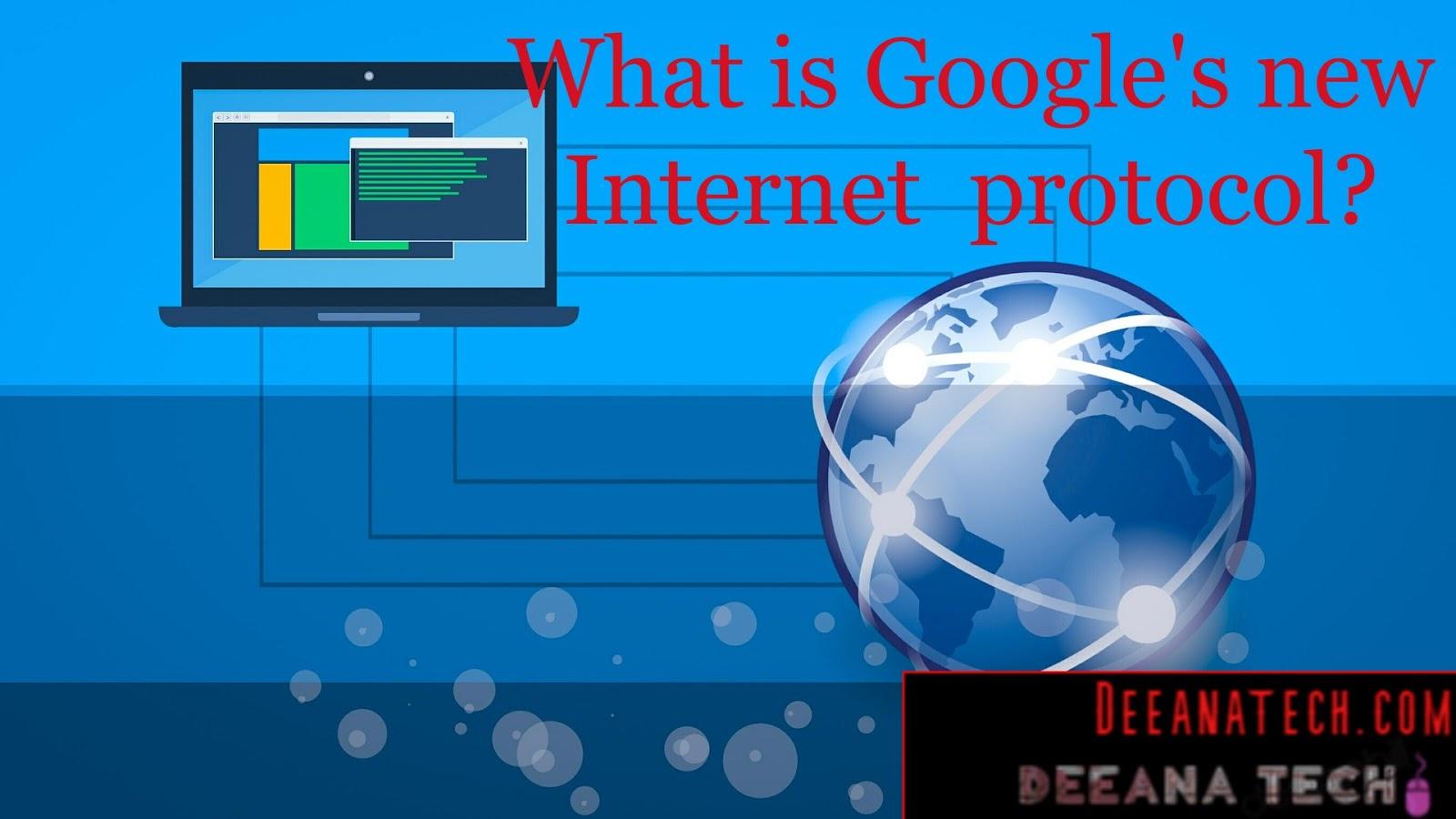 Latest Internet Protocol IP of Google    Internet Protocol In Hindi   Google Ka Naya Protocol Kya hai  