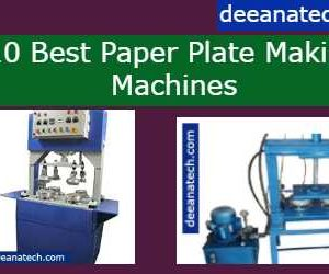10 Best Paper Plate Making Machines_ Reviewing The Top Brands-