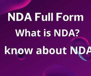 NDA Full Form- All You Need To Know About NDA- National Defence Academy