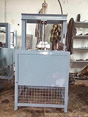 Sameera Engineering Works Single Die Deluxe Paper Plate Making Machine