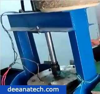 Tech Hub Single Die Automatic Paper Plate Making Machine(Tcs03K)