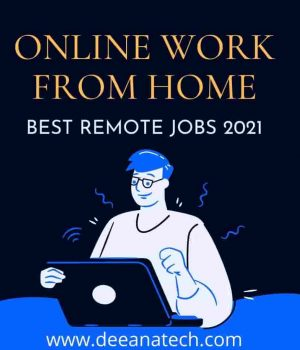 The Best Remote Jobs 2021: The Future of Working from Home: A Guide to The Best Remote Jobs